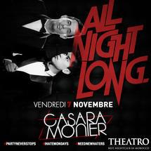 All Night Long with Monier & Casara
