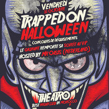 Trapped on Halloween Hosted by Mr Oasis