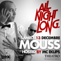 All Night Long with Mouss & Mc Eklips