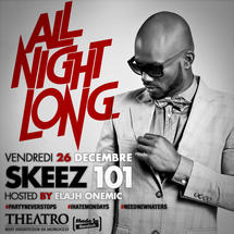 All Night Long with Skeez 101