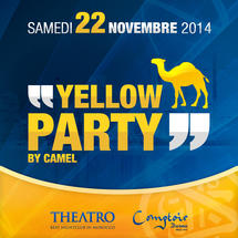 Yellow Party By Camel