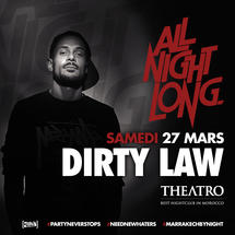All Night Long w/ DIRTY LAW