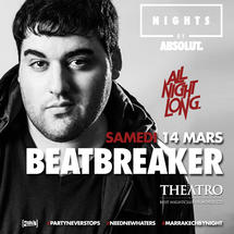 NIGHTS BY ABSOLUT x ALL NIGHT LONG w/ BEATBREAKER