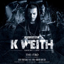 K Weith - All Night Long Summer Edition